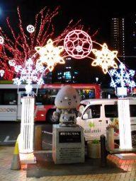 浦和うなこちゃん(浦和駅西口)